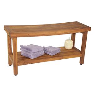 Teak Shower Bench Teak Bath Stool Teak Furniture